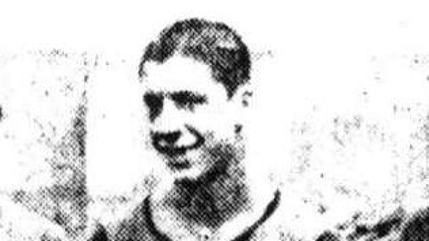 Bebel García, con la camiseta del Deportivo