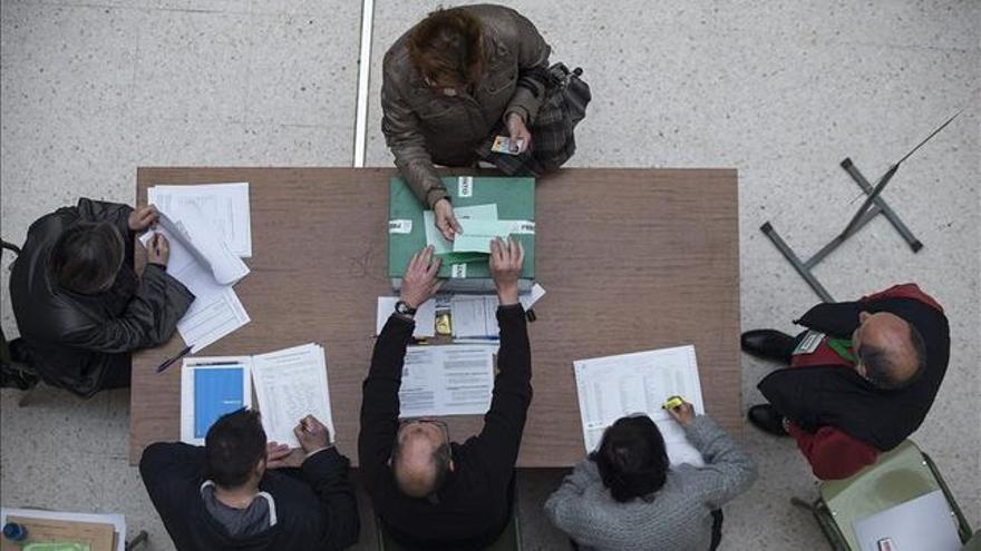 Elecciones Andaluzas 22 de marzo 2015 (c) EFE