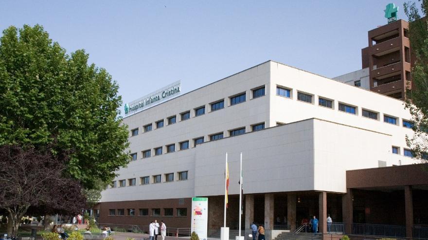 Hospital Universitario de Badajoz, antiguo Infanta