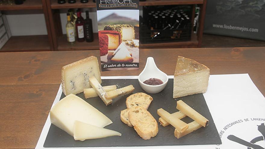 El queso de Lanzarote busca su sitio