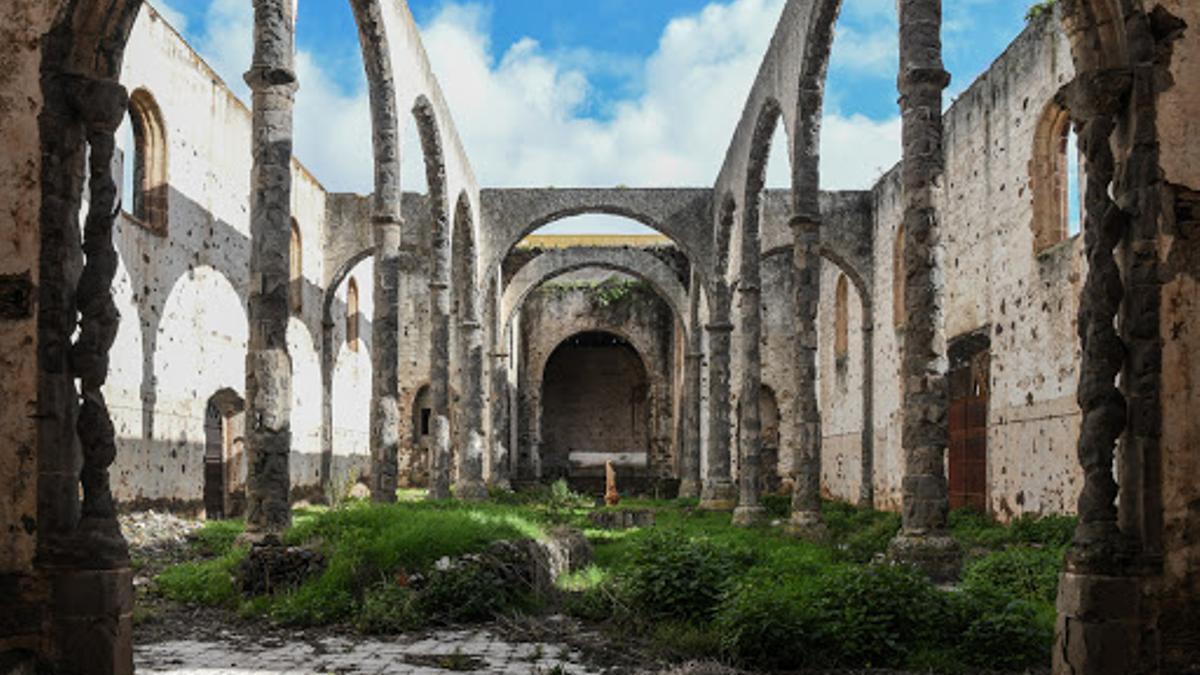 Ruinas de San Agustín