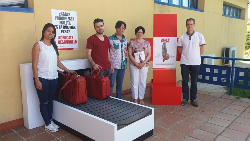 Cruz Roja atendió a más de 300 refugiados en Cantabria en 2016