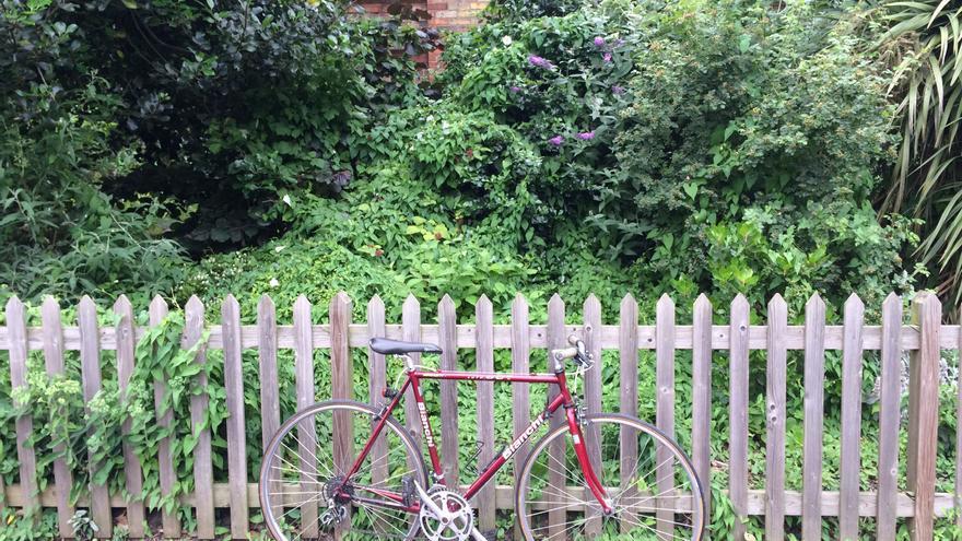 La bici en Londres