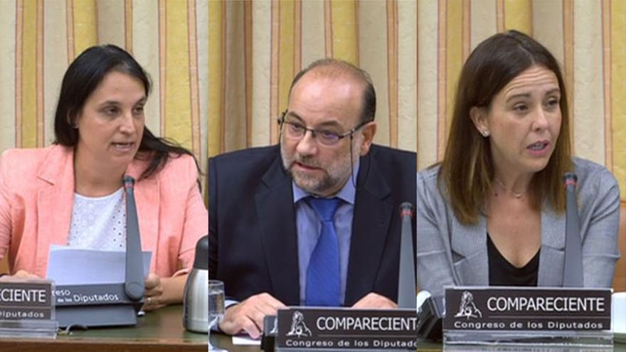 Técnicos con años de experiencia en la alta velocidad española que negaron en la comisión sobre Angrois haber leído el informe oficial sobre el siniestro