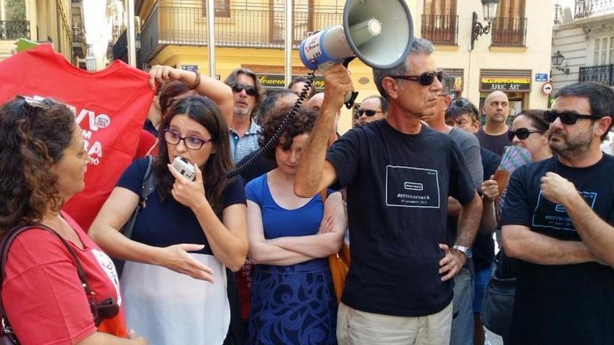 """Oltra admite que en la reapertura de RTVV """"la voluntad ha sido más optimista que las posibilidades"""""""