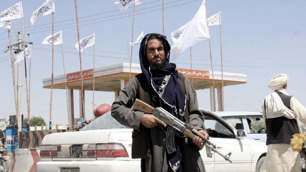 Los talibanes entregaron el dinero hallado al Banco Central.