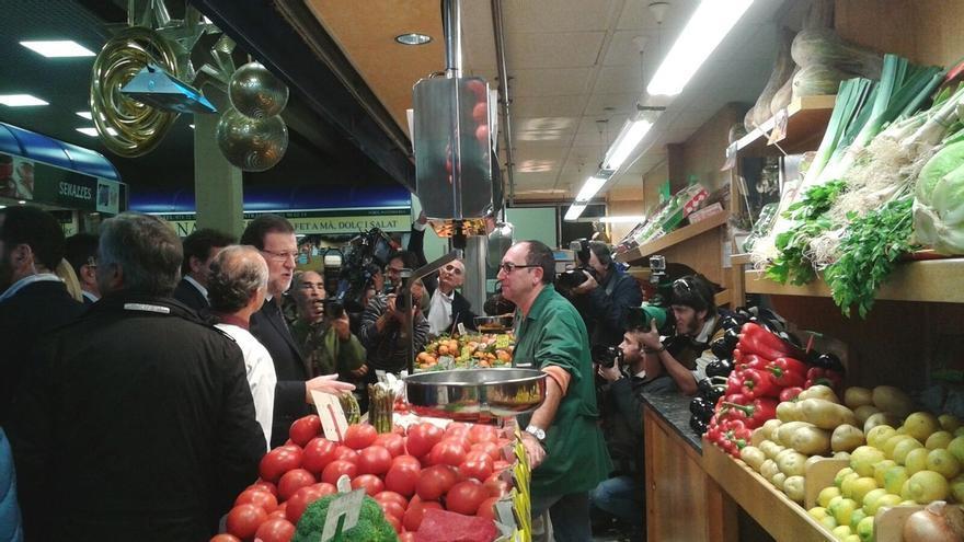 """Rajoy, a sus rivales: Ahora que las cosas van mejor tienen recetas para todo pero en 2012  """"nadie"""" dio una idea"""