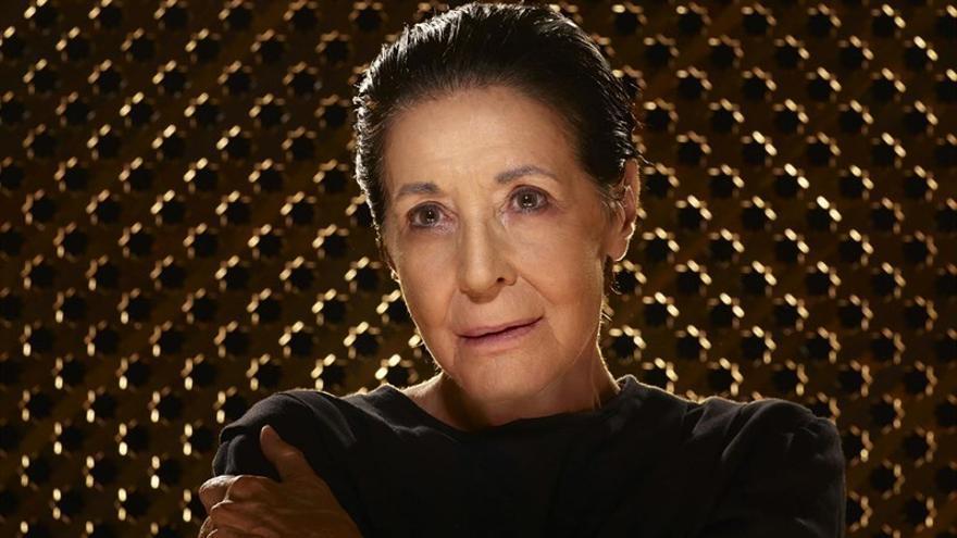 Concha Velasco en 'La Reina Juana'