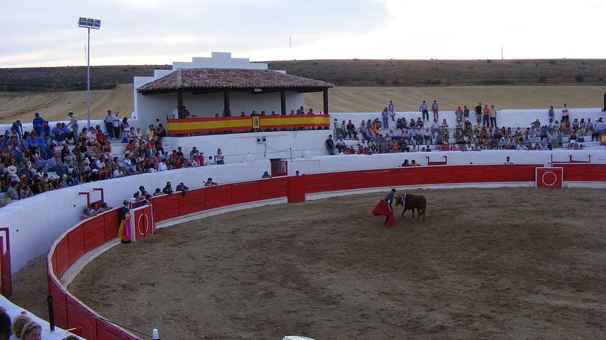Plaza de toros de Maranchón
