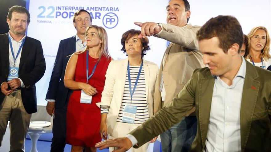 Santamaría: El 1-O no se ha convocado y el Estado de derecho demuestra su fortaleza