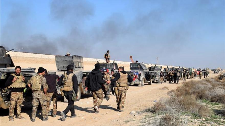 Al menos 19 muertos y 28 heridos en ataques y combates en el oeste de Irak