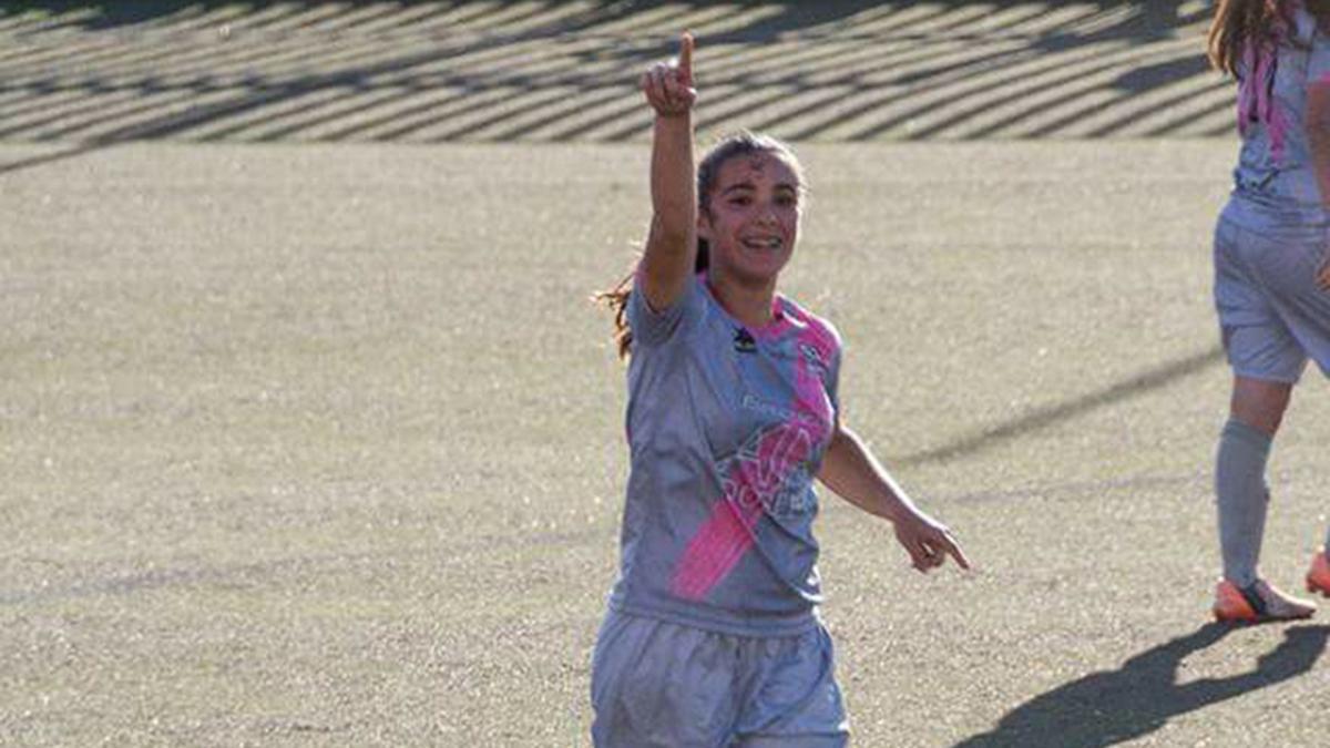 Juani Torres, nueva jugadora del Córdoba Femenino.