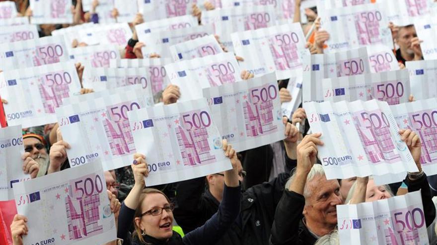 Retirar el billete de 500 euros ayudaría a combatir el blanqueo y las estafas, según los Mossos