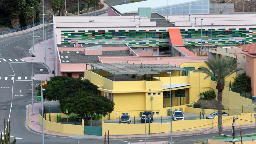 Cuartel de la Guardia Civil en Motor Grande (Mogán)