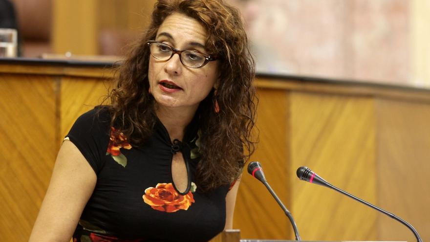 """PP-A pide a Montero que deje """"la confrontación estéril"""" con Rajoy y la consejera critica que defiendan """"lo indefendible"""""""