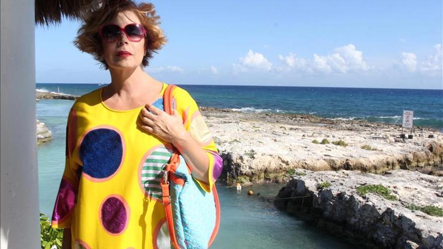 """Ágatha Ruiz de la Prada: """"Mi moda es muy difícil de entender"""""""