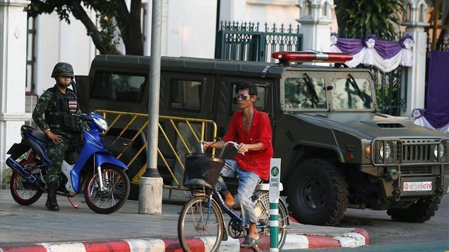 Decenas de heridos en cadena de ataques con bomba en el sur de Tailandia