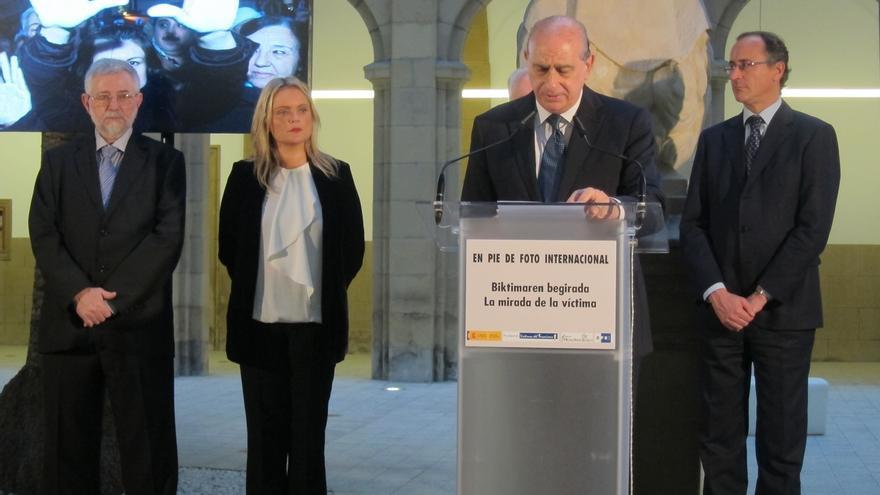 """Fernández Díaz advierte que la protección a las víctimas del terrorismo debe ser """"política de Estado, y no partidista"""""""