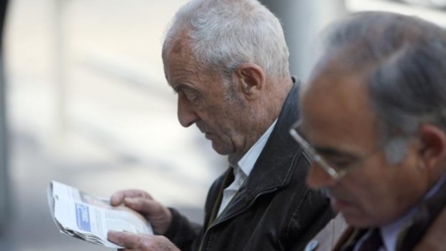 (Ampl.) El gasto en pensiones crece casi un 3% en octubre, hasta la cifra récord de 8.831 millones