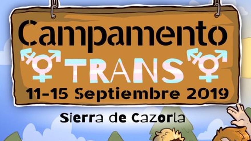 Campamento trans organizado por ATA y el IAJ
