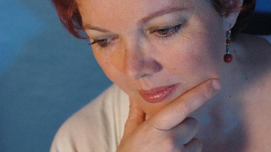 La cantante Inma Galguén estará en el Bimbache Open Art.