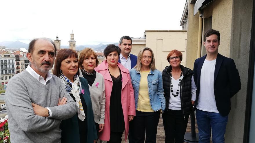 """Geroa Bai apuesta por """"recuperar"""" un escaño """"útil para Navarra"""" en el Congreso"""