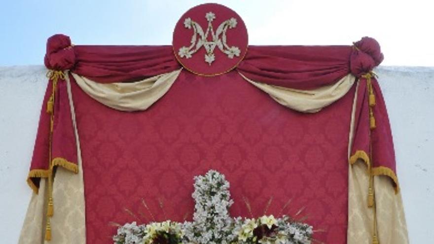 La Cruz de Los Molinos obtuvo el primer premio en la categoría tradicional.