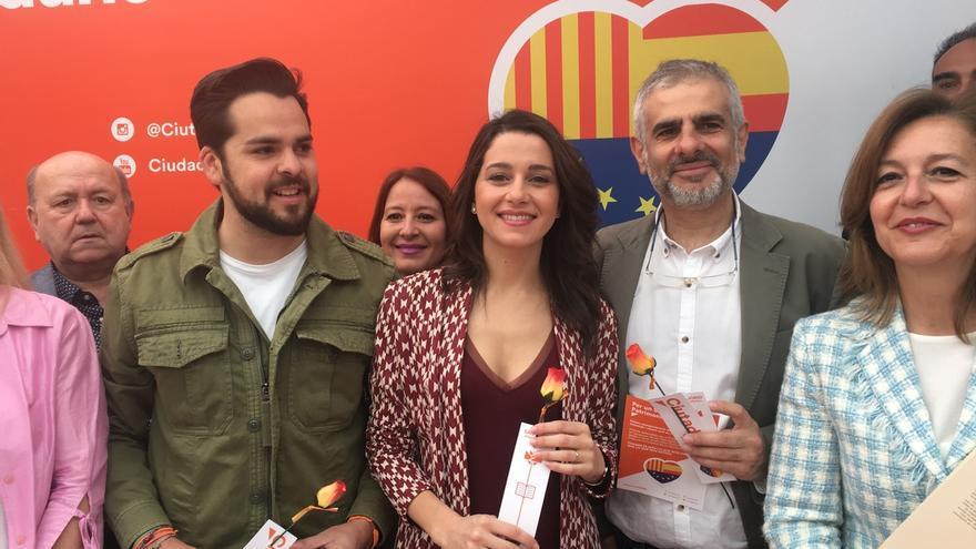 "Arrimadas (Cs) reprocha a Puigdemont su nuevo intento de ""politizar"" esta Diada"