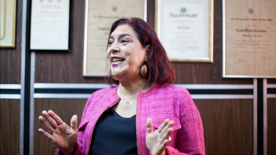 """La primera diputada transexual venezolana quiere construir """"en las diferencias"""""""