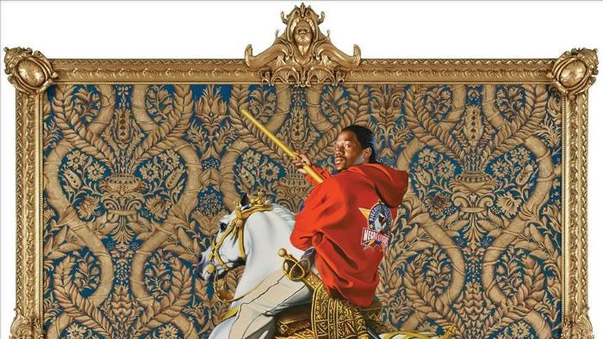 El Conde Duque de Olivares negro, jinete del arte como cohesión de las razas