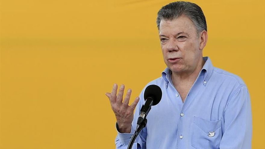 Santos espera relanzar la relación bilateral con Cuba con énfasis en la economía