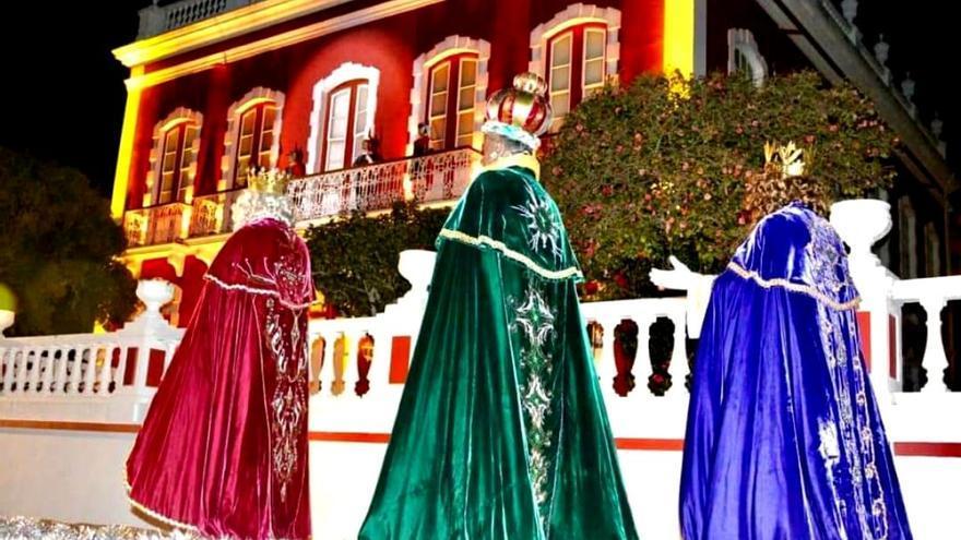 Villa de Mazo mantiene la ilusión con un programa navideño adaptado a la pandemia