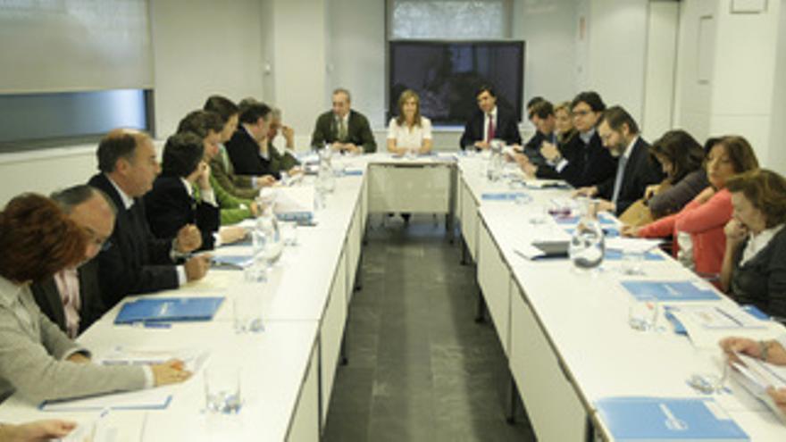 Comité de Camapaña del PP