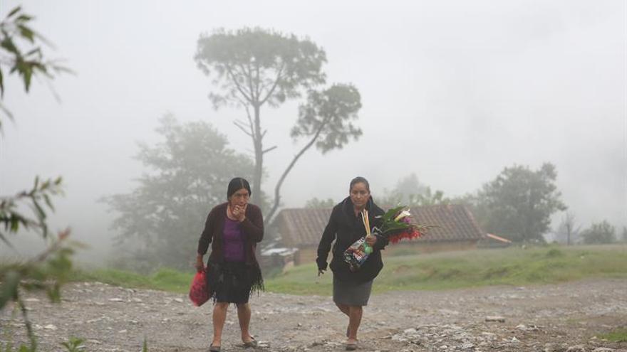 Las lluvias dejan 31 muertos y más de 421.000 guatemaltecos afectados en 2017