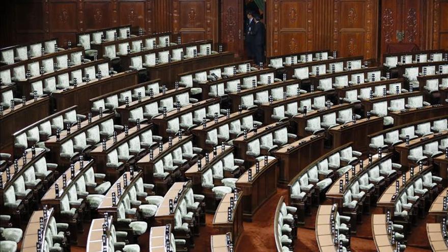 Japón aprueba una ley para congelar las transacciones de grupos terroristas