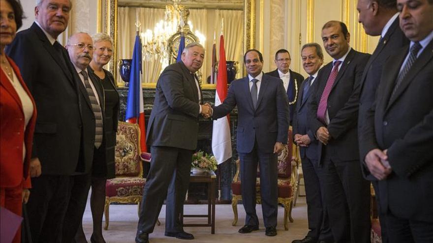 El Gobierno egipcio aprueba un proyecto de ley antiterrorista