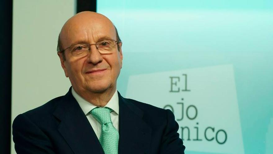 El periodista Carlos Dávila. Foto: El ojo clínico
