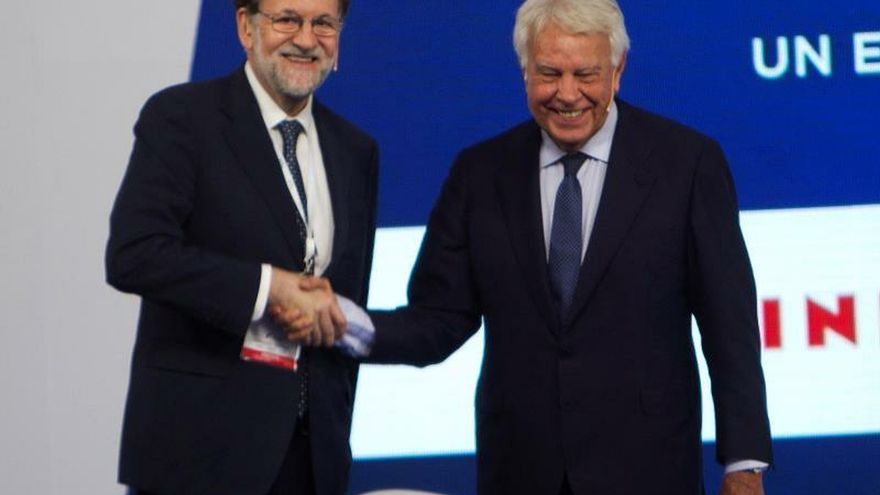 González-Rajoy, dos jarrones chinos o dos Churchill