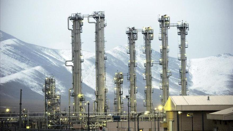 El G5+1 e Irán finalizan el documento para la modernización de Arak