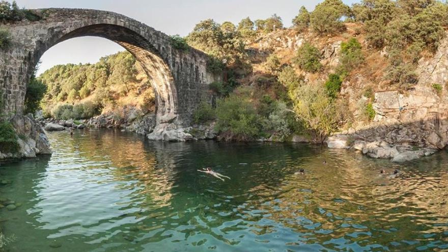 Garganta de Alardos (La Vera) / Turismo Extremadura