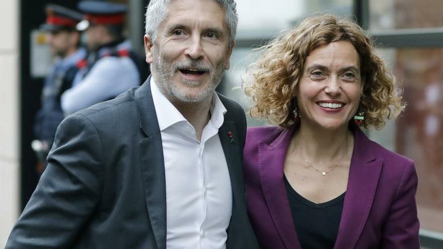 """Grande-Marlaska defiende los derechos LGTBI ante el """"modelo de macho ibérico"""""""
