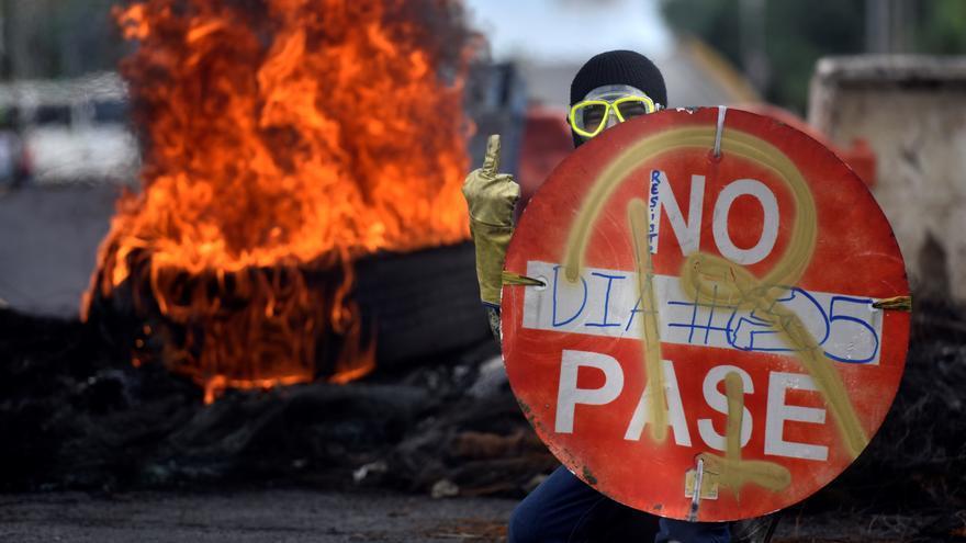 La ONU denuncia un uso excesivo de la fuerza en Colombia y pide calma de cara al 5 de mayo