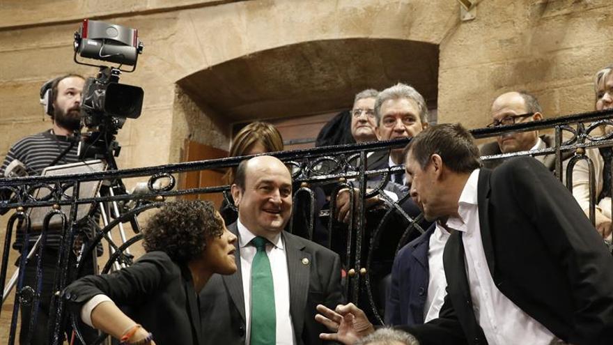 Podemos espera encontrar un nuevo Gobierno Vasco dialogante