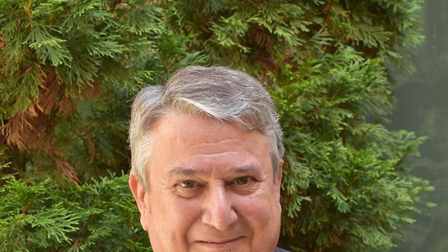 El hasta ahora concejal de Ciudadanos, Jesús Serrano Jiménez