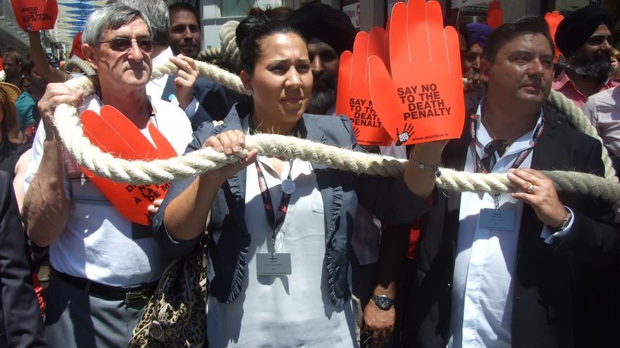 Familiares de Pablo Ibar se reúnen este jueves en San Sebastián con las instituciones guipuzcoanas