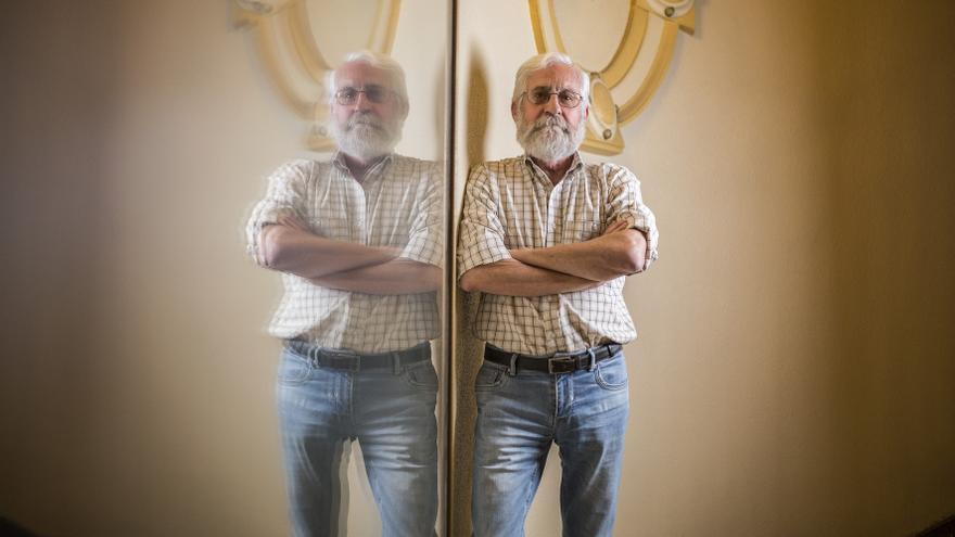 Fernando Soler, médico y vocal de Derecho a Morir Dignamente