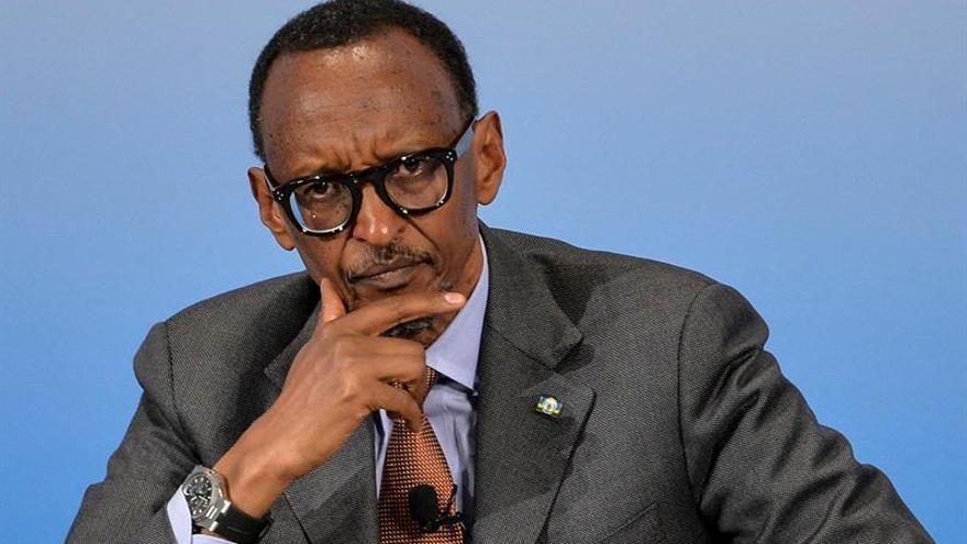 Ruanda detiene a una ciudadana británica vinculada a grupo crítico con Kagame