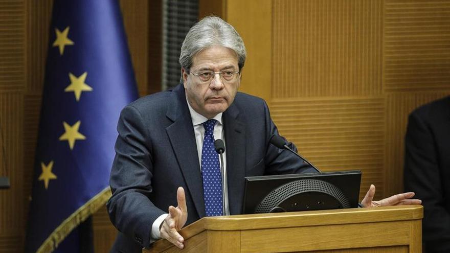 Italia creará centros y contratará personal para acelerar las repatriaciones