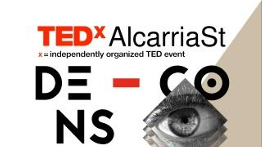 Cartel TEDxAlcarriaSt