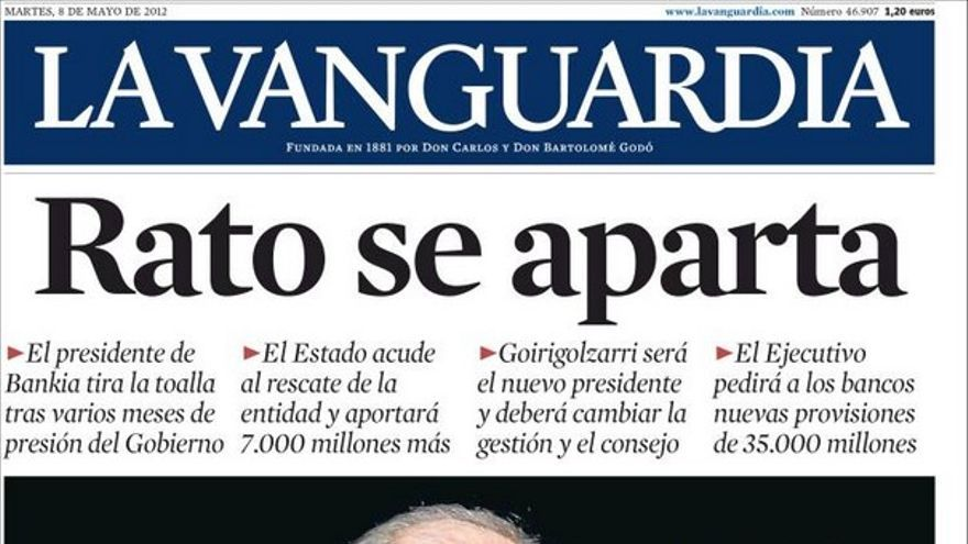 De las portadas del día (08/05/2012) #11